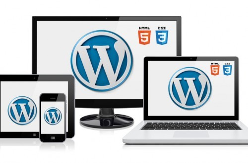 diseño web responsive wordpress