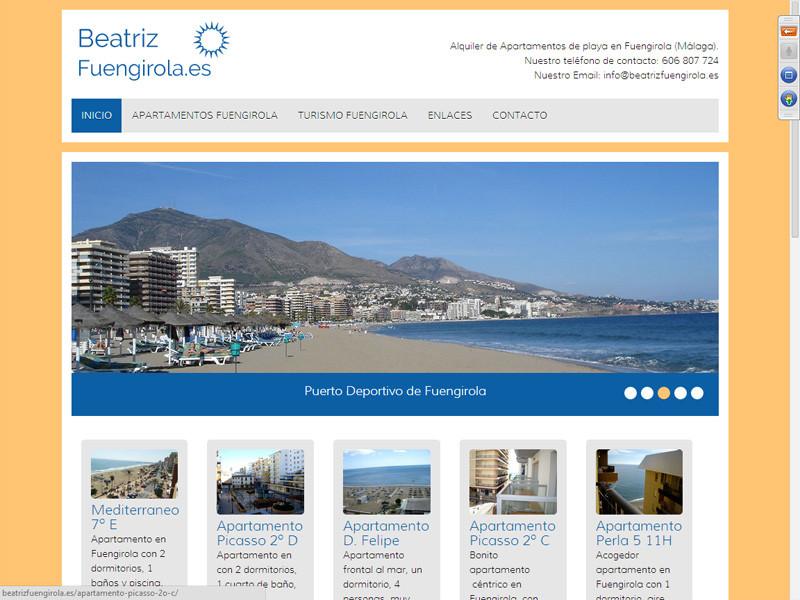 diseño-web-apartamentos-playa