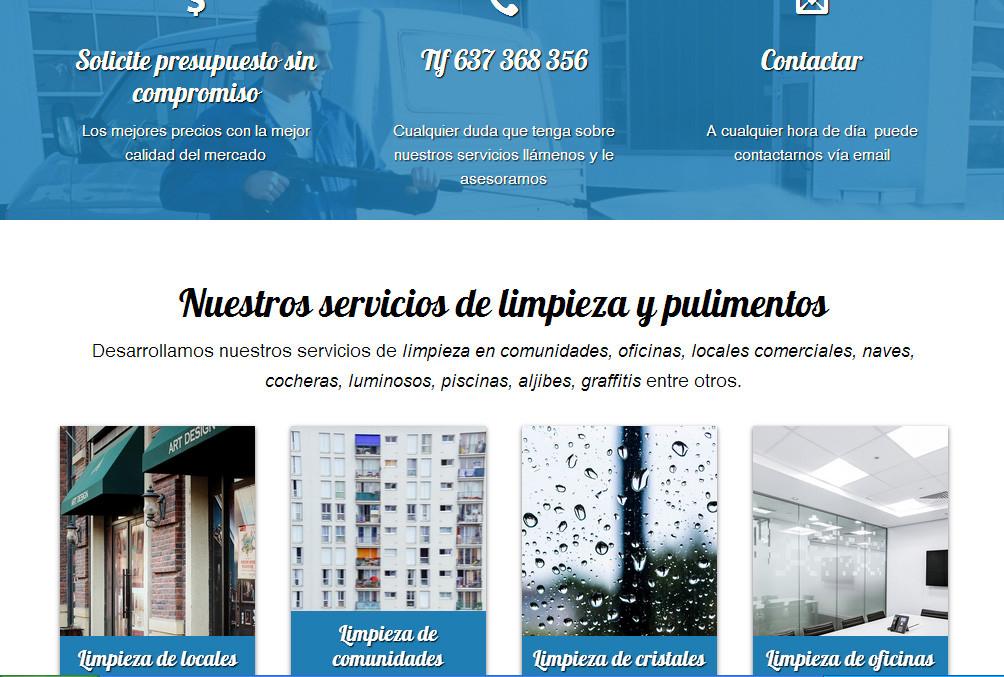 empresa de limpiezas Linares Jaén