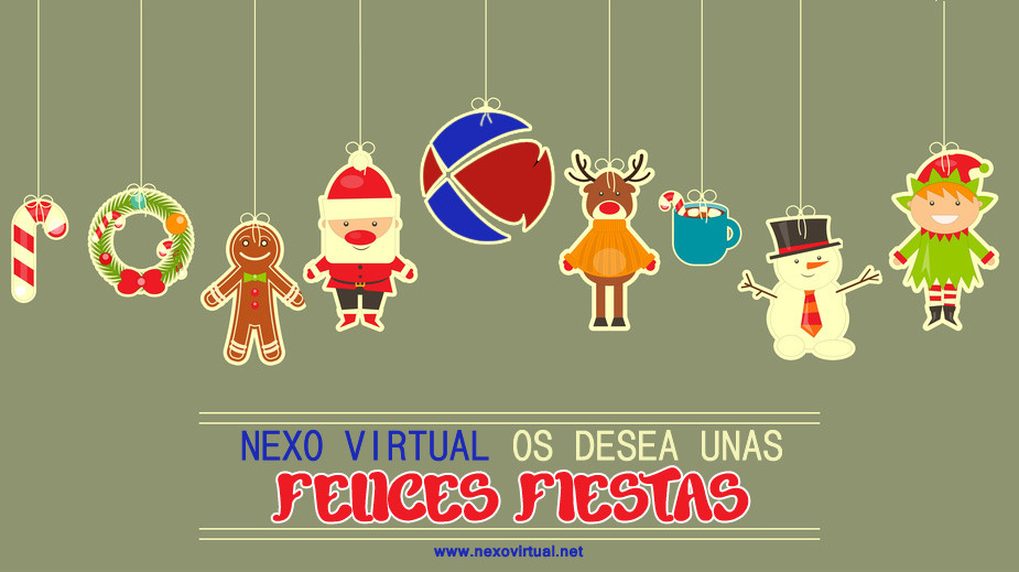 Nexo Virtual os desea unas Felices Fiestas