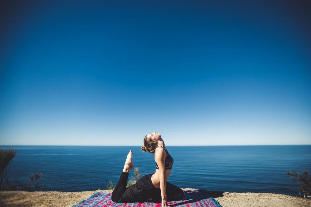 pagina web centro de yoga