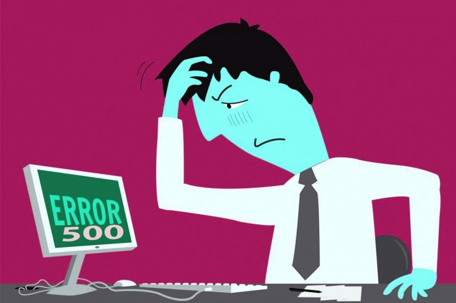 error 500 en wordpress y soluciones