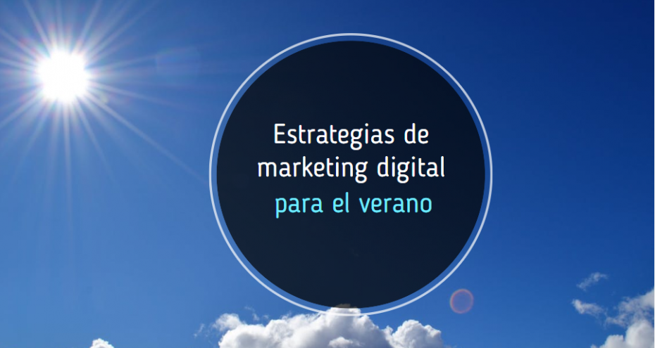 estrategias de marketing digital en verano