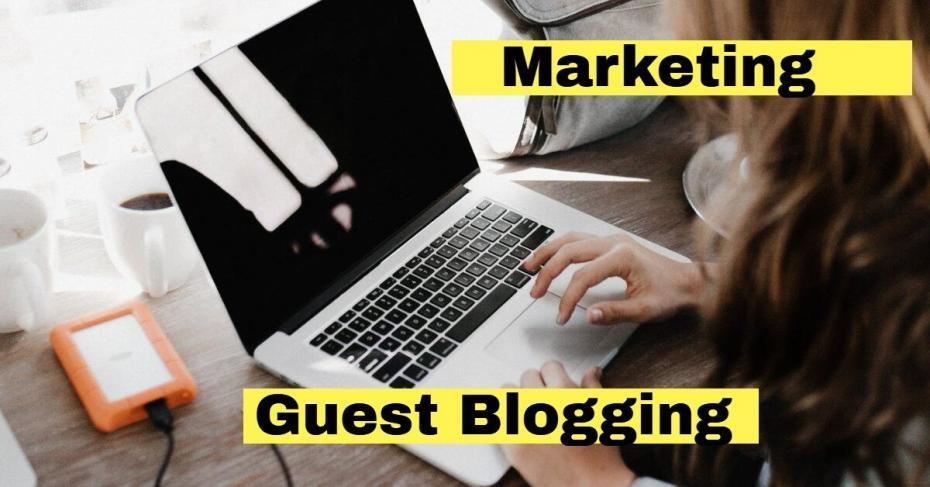 marketing guest blogging